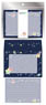 Kirby`s Dream Land Pupupu Na Milky Way Letter Set Navy (Anime Toy)