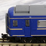 (Z) Series 24 Hokutosei JR-Hokkaido Version (Basic 7-Car Set) (Model Train)