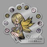 Monogatari Series Big Acrylic Key Ring Shinobu Ver.3 (Anime Toy)