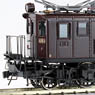1/80(HO) J.N.R. Electric Locomotive Type ED16 (No.3,5) (H Rubber Front Window) (Unassembled Kit) (Model Train)