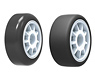 CP-005 Tire & Wheel Set 02 (25/25) (GEKI DRIVE)