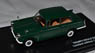 1959 triumph herald saloon - dark green with brown-beige interior