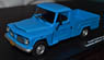 1980 ford f-75 pick-up - blue