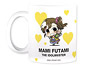 Minicchu The Idolm@ster Mug Cup Mami (Anime Toy)