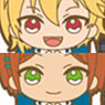 Ensemble Stars! Ride Rubber Clip vol.3 (Set of 9) (Anime Toy)