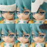 Desktop Army B-101s Sylphy Series (Set of 6) (PVC Figure)