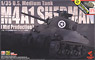 U.S. Medium Tank M4A1 Sherman (Middle Type) First Limited Edition (Plastic model)