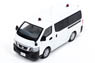 Nissan NV350 Caravan (E26) 2014 Prefectural Police Headquarters Criminal Investigation Identification Division (Diecast Car)