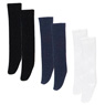 Picco D High Socks Set (Black/Navy/White) (Fashion Doll)