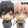 10 Count Color Collection Riku Kurose x Tadaomi Shirotani Set & Mini Illust Book (Book)