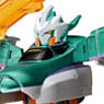 04 Shinkansen Deformation Robot SHINKALION H5 HAYABUSA (3-Car Set) (Plarail)