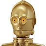 Metal Figure Collection Star Wars #16 C-3PO (The Force Awakens) (Completed)