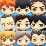 Color Collection Haikyu!! Vol.4 (Set of 10) (PVC Figure)