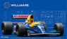 Williams FW14B 1992 (Model Car)