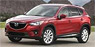 2013 Mazda CX-5 Metallic Red