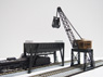 Jib Crane (Unassembled Kit) (Model Train)