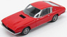BMW 2000 TI Coupe Frua 1968 Red (Diecast Car)