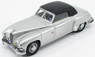 Mercedes-Benz 320 Wendler Cabriolet Closed 1940 Silver (Diecast Car)