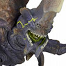 Pacific Rim / 7 inch Action Figure Ultimate Ultra Deluxe: Hard Ship Kaiju (Completed)
