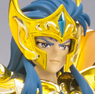 Saint Cloth Myth EX Aquarius Camus (God Cloth) (PVC Figure)
