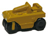 *Bargain Item* Small Size Tire Roller (Yellow) (Model Train)