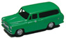*Bargain Item* Masterline Van (Light Green) (Model Train)