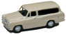 Masterline Van (Ivory) (Model Train)