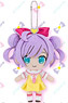 PriPara Pugyutto Plush Mascot Laala Manaka (Paprika Private Academy) (Anime Toy)