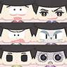Koedaraizu 17 Osomatsu-san vol.2 (Set of 6) (PVC Figure)