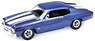 1970 Chevrolet Chevelle SS 454 (Blue) (Diecast Car)
