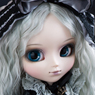 Pullip / Romantic Alice Monochrome ver. (Fashion Doll)