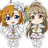 Love Live! Acrylic Charm `Snow Halation` (Set of 9) (Anime Toy)