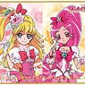 Maho Girls PreCure! Visual Colored Paper Collection Storage File (Set of 16) (Anime Toy)
