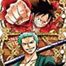 One Piece Chara Metal Tag W (Set of 12) (Anime Toy)