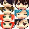 Color Collection Ensemble Stars! Vol.4 (Set of 8) (PVC Figure)