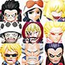 Anime Chara Heros One Piece Chapter of Dressrosa Vol.3 (Set of 15) (PVC Figure)