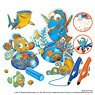 3D Dream Arts Pen Finding Dory Set (2 Pens) (Science / Craft)
