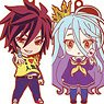 Nendoroid Plus: No Game No Life Rubber Straps Kuhaku Set (Anime Toy)