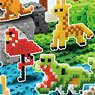 Qixels Design Theme Set Animal World Craft (Block Toy)