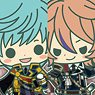 es nino Rubber Strap Collection Touken Ranbu Awataguchi Vol.1 (Set of 8) (Anime Toy)