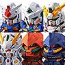 FW SD Gundam Neo (Set of 10) (Shokugan)