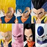 Dragon Ball Advarge 3 (Set of 10) (Shokugan)