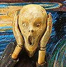 figma The Scream (PVC Figure)