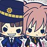 es nino Rubber Strap Collection Dynamic Chord Track.2 (Set of 8) (Anime Toy)