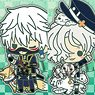 Rubber Strap Collection Touken Ranbu Awataguchi Vol.2 (Set of 8) (Anime Toy)