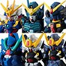 FW Gundam Converge #6 (Set of 10) (Shokugan) (Completed)