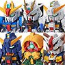 FW SD Gundam Neo 2 (Set of 10) (Shokugan) (Completed)
