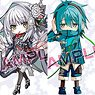 Clockwork Planet Trading Acrylic Key Ring (Set of 8) (Anime Toy)