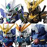 FW Gundam Converge Selection [Real Type Color] (Set of 10) (Shokugan)