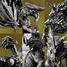 Capcom Figure Builder Monster Hunter Stone Model Vol.2 (Set of 6) (Completed)